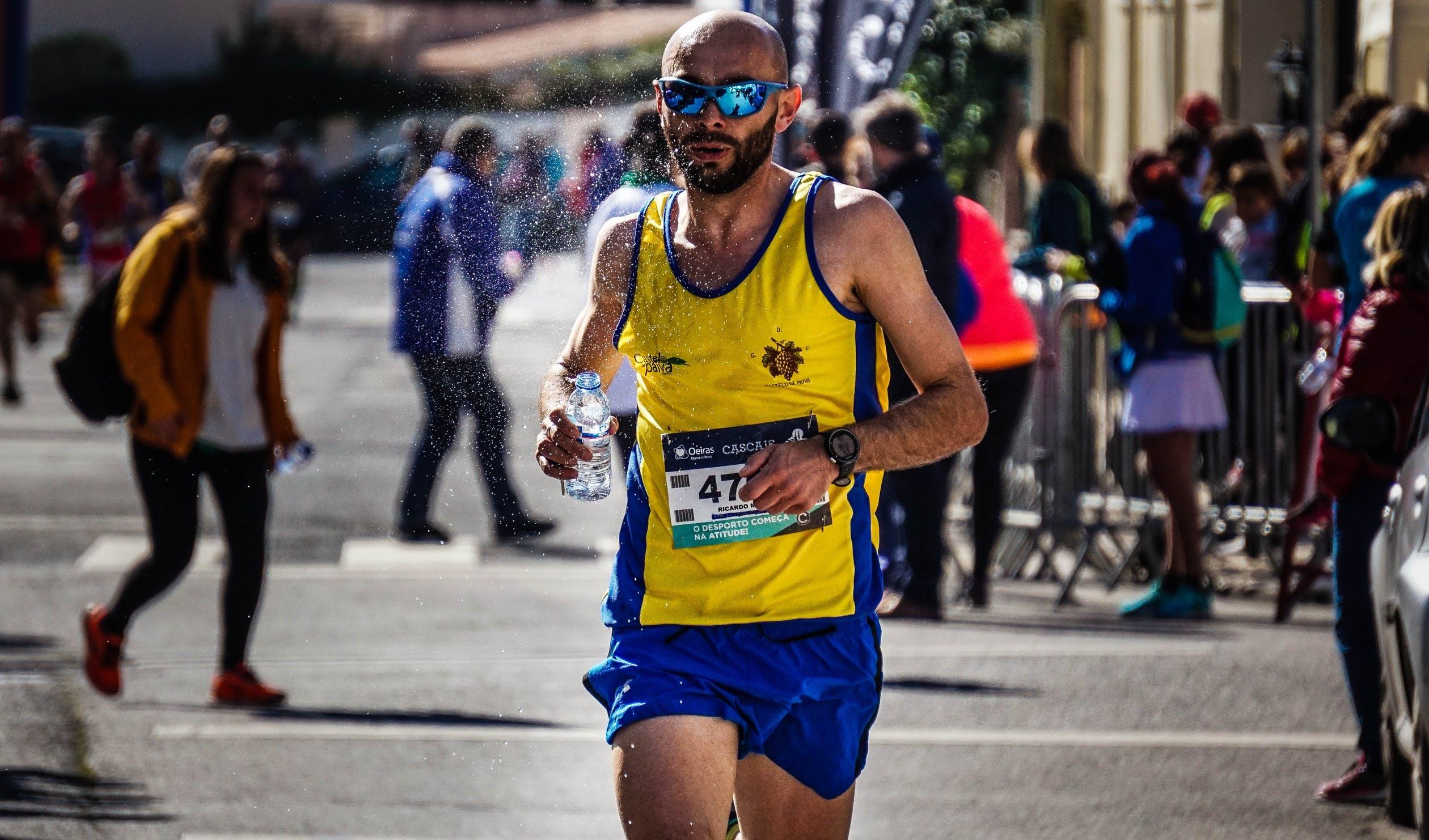 Die Top-10 Fehler vor dem Marathon oder Laufevent