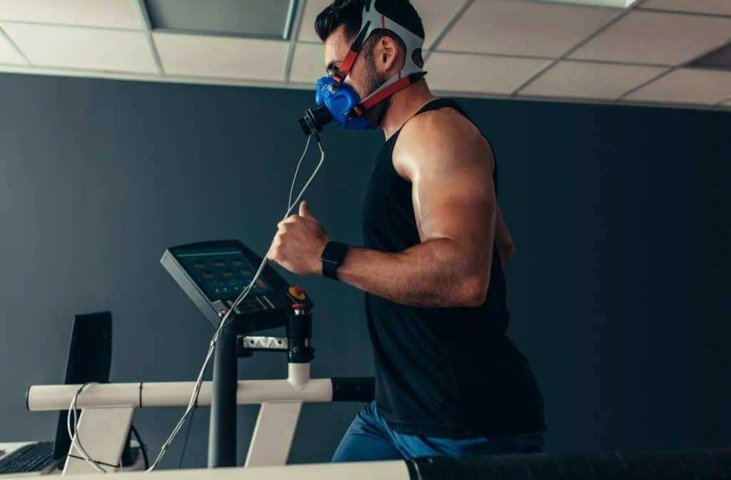 Spirometrie am Laufband